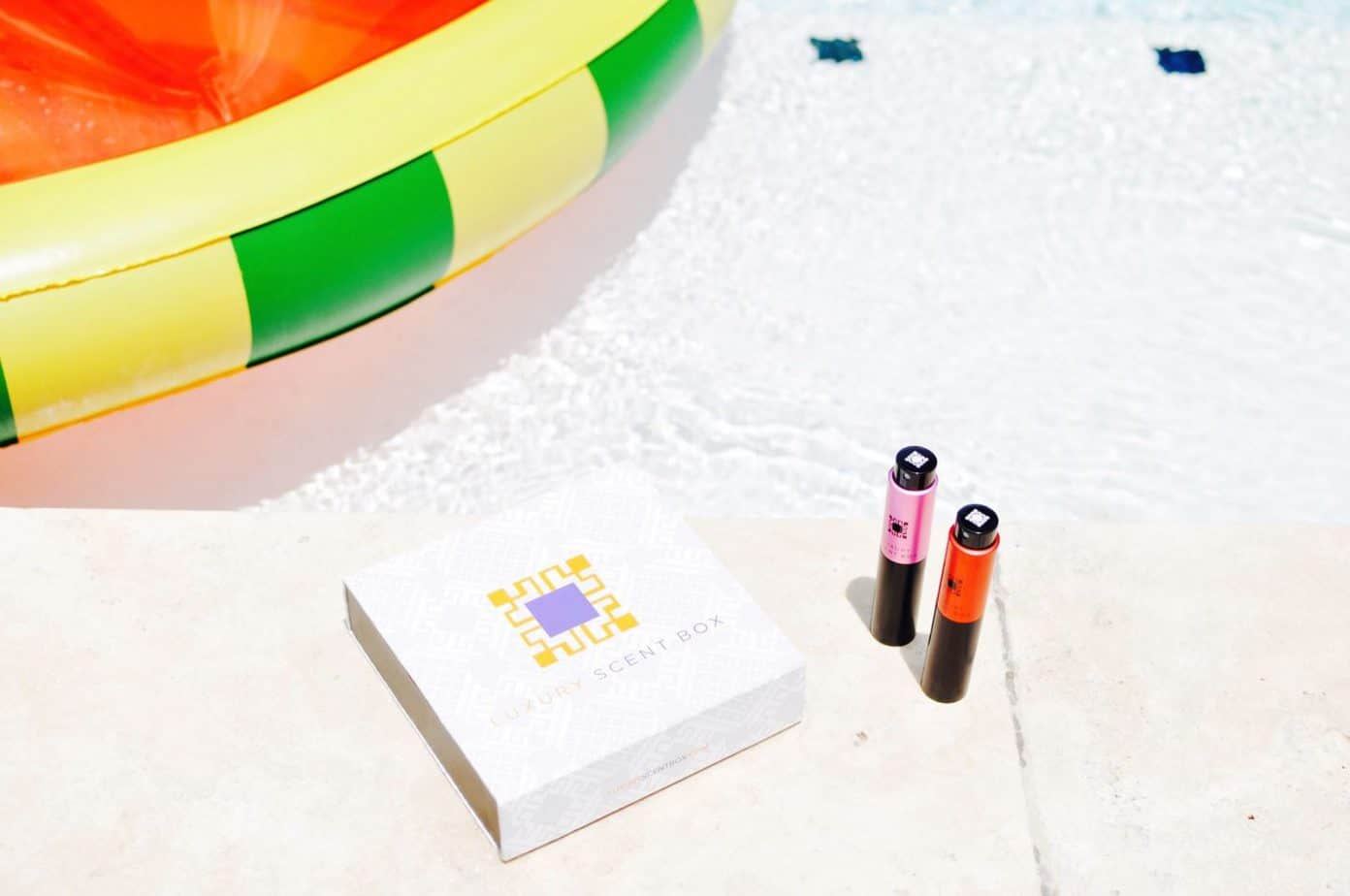 Product Review : Luxury Scent Box