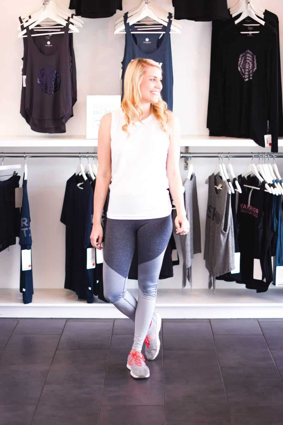 Revolution Workout Outfit Sweating For The Wedding