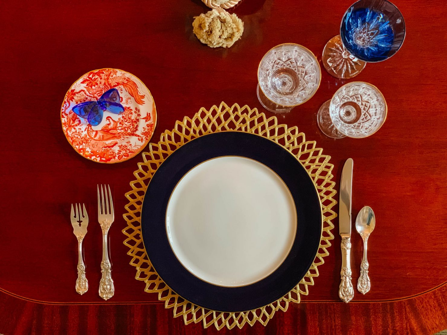 my china from Bering's
