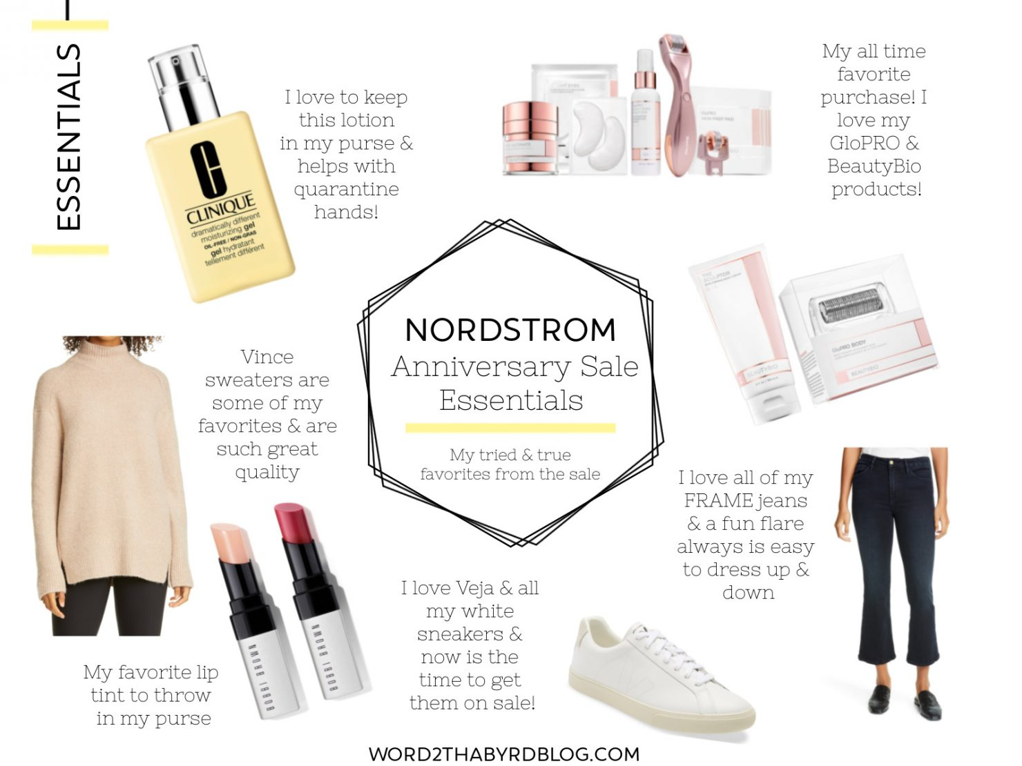 Nordstrom Anniversary Sale 2020 Essentials