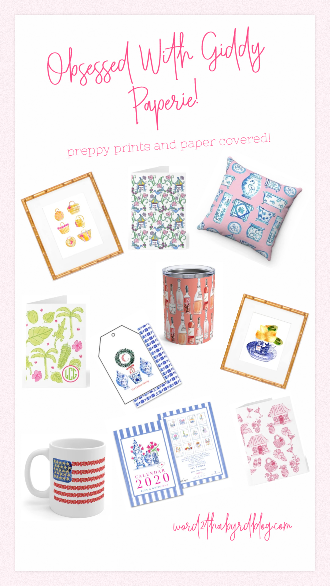 Brand Highlight Giddy Paperie