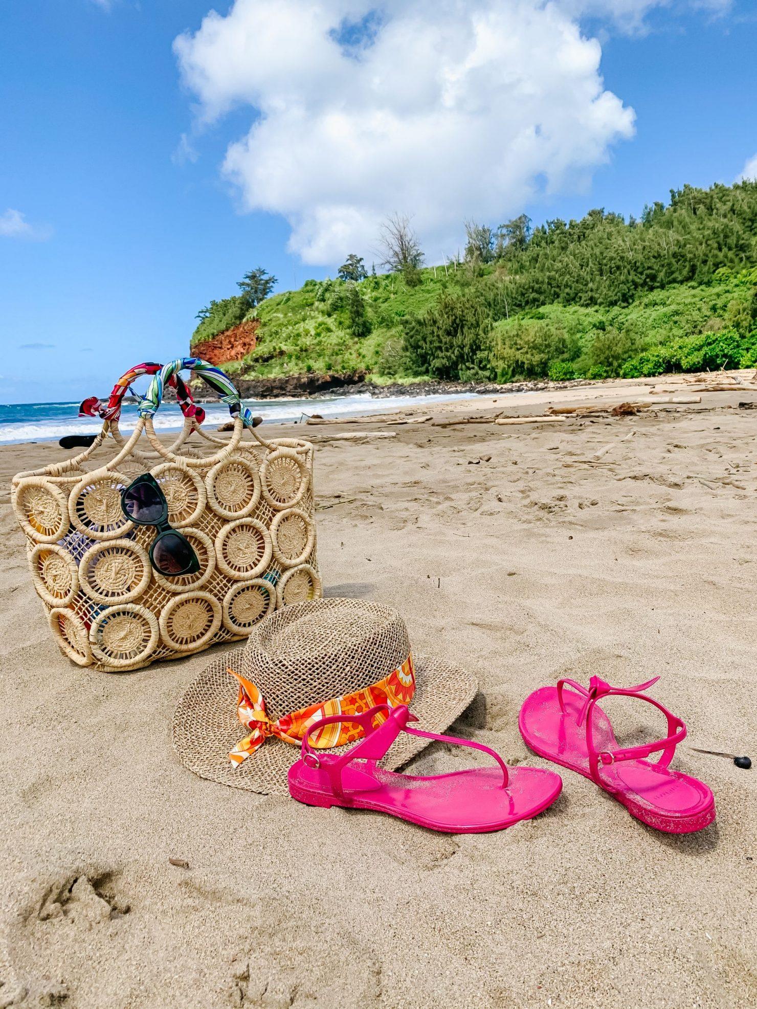 Beach Bag Beach Vacation